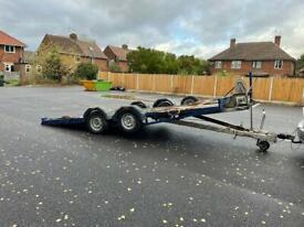 Trailer Flat Bet Hydraulic