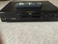 Sony DVD/CD Player DVP-S725D 5.1 + Remote Control. Excellent. £25