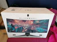 Alienware Ultrawide Gaming Monitor - Curved 34 inch AW3418DW - Great B