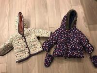 6-9 month girls coats