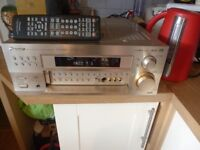 Pioneer VSX-859RDS - AV Multi Channel 7.1 Receiver with Remote - THX, DTS, Dolby