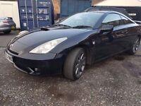 2003 TOYOTA CELICA 1.8 VVTL I SPORT...LOW MILES..CLEAN CAR...