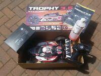 Trophy 3.5 Nitro Racing Buggy 2.4ghz