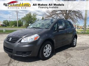 2013 Suzuki SX4 $75.72 BI WEEKLY! $0 DOWN!!! AUTOMATIC! LOW KMS!