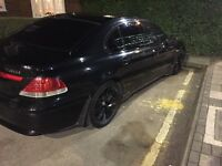 **BMW 7 SERIES MINT CONDITION MUST SEE !! **