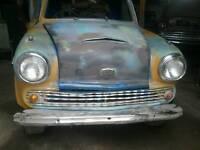 Austin a 60 half tone pickup not morris ( classic)