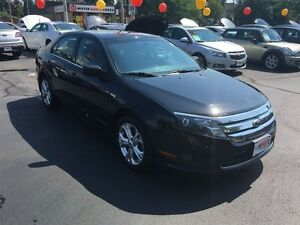 2012 FORD FUSION SE- SYNC, REMOTE TRUNK RELEASE, SATELLITE RADIO Windsor Region Ontario image 5