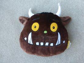 Lovely soft Gruffalo cushion