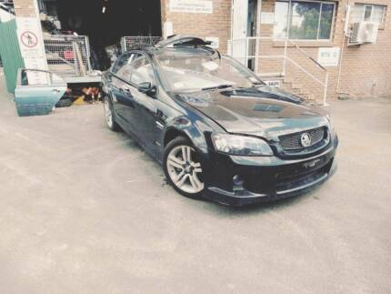 2010 Holden Commodore Sedan RWD-Now wrecking most parts available Brisbane City Brisbane North West Preview