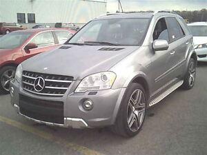 2010 Mercedes-Benz M-Class ML63 AMG 4MATIC NAV www.autoplex26.co