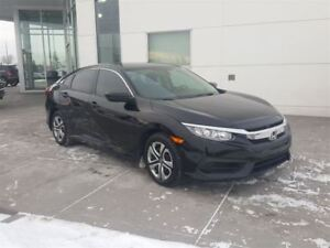 2016 Honda Civic LX*No Accidents, EXT Warranty,Heated Seats*