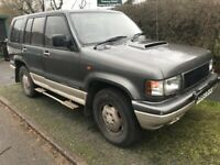 isuzu bighorn trooper petrol diesel full service repair manual 1996 2002