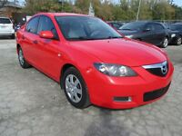 2009 Mazda MAZDA3 CERTIFIED  & 3 YEARS WARRANTY INCLUDED