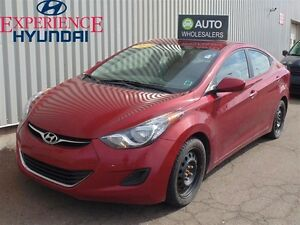 2012 Hyundai Elantra GL THIS WHOLESALE CAR WILL BE SOLD AS TRADE