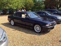 BMW 7 Series e38 INDIVIDUAL 4.4 V8 Engine