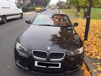 Immaculate Top condition BMW 320D M Sport Highline cabriolet, Year end 2009, FullBMW Service History