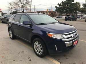 2011 Ford Edge Limited/AWD/No Accidents/Navi/Backup Camera