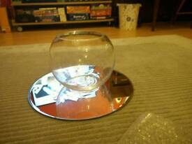 Fish bowls & mirrors