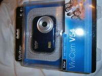 Vivitar ViviCam 54 Digital Camera for Photo and Video ViviCam 5.1 megapixels