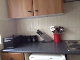 Double bedroom available to rent in two bedroom house