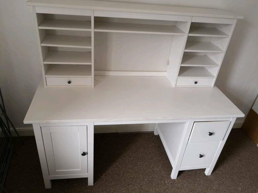 Ikea Hemnes Desk Desk Top In Stanley County Durham Gumtree