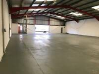 8000 SQ FT UNIT TO LET
