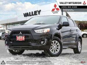 2015 Mitsubishi RVR SE - ALL WHEEL DRIVE, HEATED SEATS