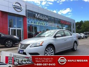 2013 Nissan Sentra 1.8 SV-1.9% Rates Avail,A/C,Heated Seats