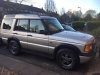 Land Rover discovery diesel automatic