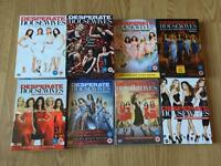 Desperate Housewives DVDs series 1 - 8