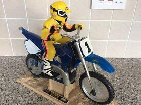 Tyco R/C X-Treme Radio Control Motorcycle.