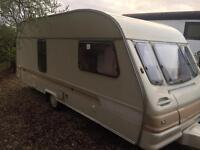 Caravan indeal for glasto royal Welsh festivals game farm