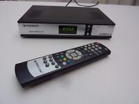 Fortec Star FS4200 receiver with remote control