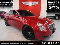 2008 Cadillac CTS 3.6L PANO > $108.72 BI-WEEKLY > 12 MONTH FREE