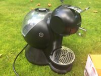 FURTHER REDUCED - Nescafe Gusto Coffee Maker with Pods