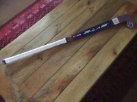 Brand new hockey stick
