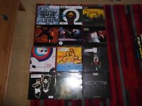 "Various Records - 7"" Mumford & sons, muse, foo fighters, jimmy eat world, jack johnson, snow patrol"