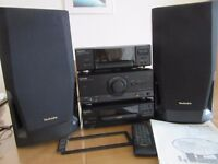 TECHNICS STACK STEREO SYSTEM - Vintage Hi-Fi Audio, Tuner, AUX.