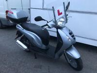 Honda PS 125i - 1 owner FULL service history - 2 keys - pes 125cc scooter ped bike knowledge board