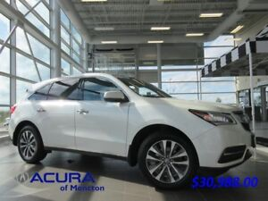 2015 Acura MDX Navi