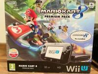 Nintendo Wii U Premium with Mario Kart (32GB)
