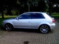 Audi A3 T Sport 2000 1800cc 3 door breaking for spares