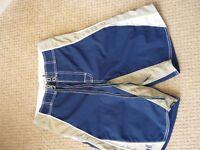 Billabong Board Shorts, 28ins waist, (As new)