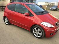 06 MERCEDES A180 CDI AVANTGARDE P/EX WELCOME