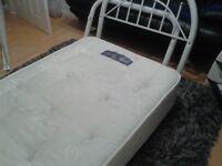 Silent night single mattress/SOLD