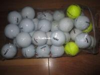 Ultra & Maxfli Golf Balls £3 Per Dozen