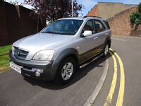 2004 KIA SERENTO CRDI XE 4X4 2.5 D SERVICE HISTORY VERY CLEAN CAR PERFECT RUN...