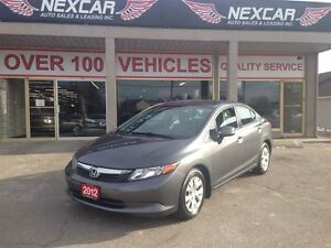 2012 Honda Civic LX AUT0 A/C CRUISE ONLY 94K
