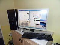 POWERFUL intel core i5 HP Elite QUAD CORE system