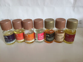 15 The Body Shop home fragrance oils for burners